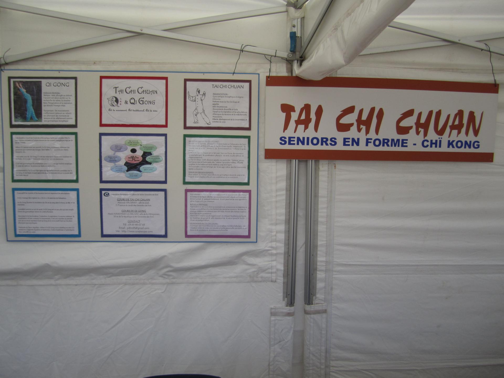 TAI CHI CHWAN